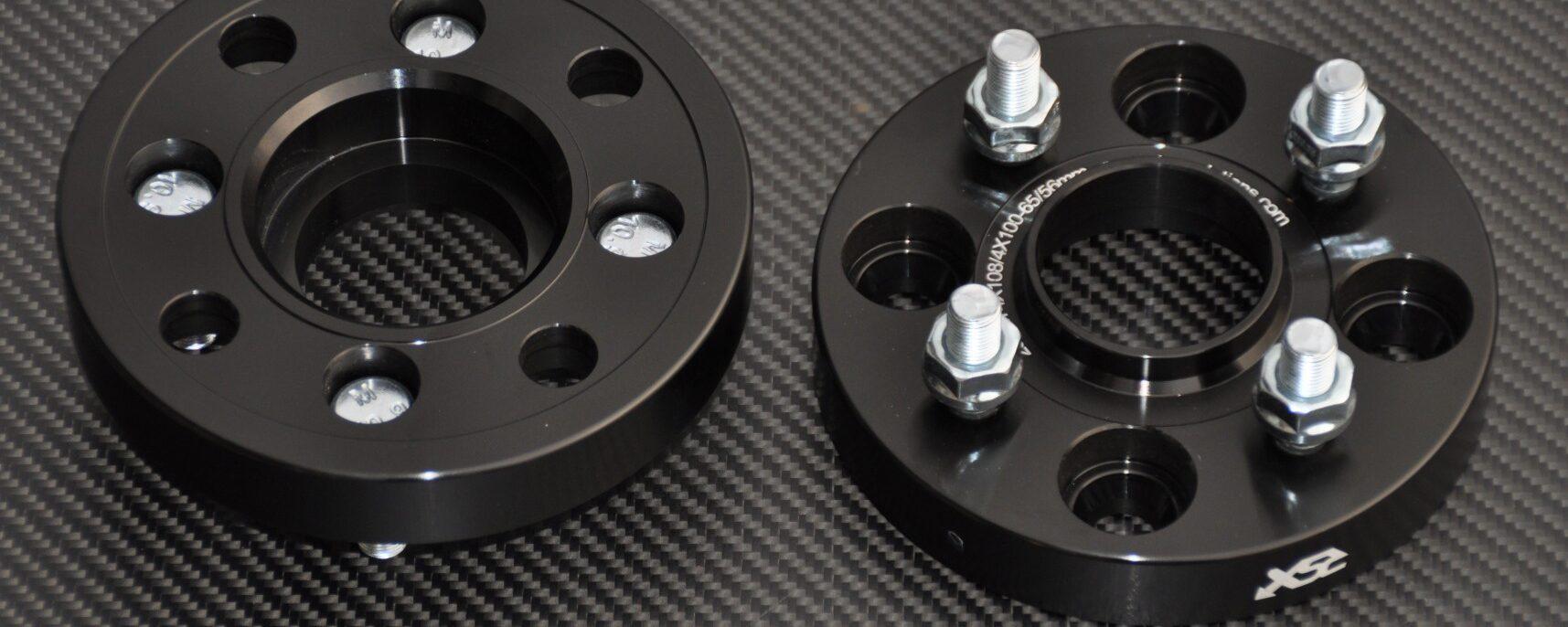 separadores RSX en VL Autocentro tenerife